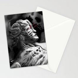 Regenerating Tyrant Stationery Cards