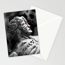 Regenerating Tyrant Stationery Cards
