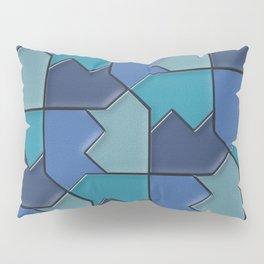 Geometrix 118 Pillow Sham