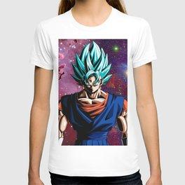 Vegeto super sayan blue T-shirt