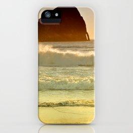 CAPE KIWANDA - OREGON - PACIFIC COAST iPhone Case