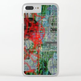 Wormwood Tonight (with apologies) Clear iPhone Case