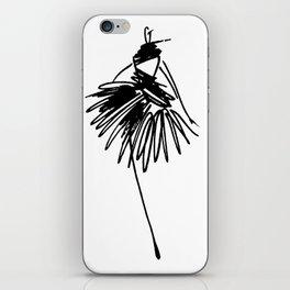 Fashion girl iPhone Skin