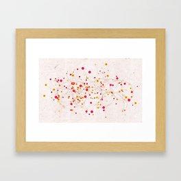 Seasons MMXIV - Summer Framed Art Print