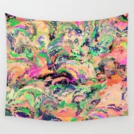 fiery marble 009 Wall Tapestry