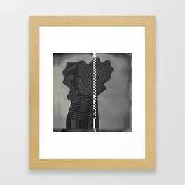 Building #87 Framed Art Print