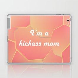 Kickass Mom Laptop & iPad Skin