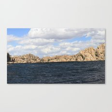 Waters Edge Canvas Print