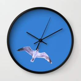Seagull - quote Wall Clock
