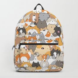 Cats, Kitties and a Spy Backpack