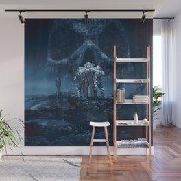 Planet of Doom Wall Mural