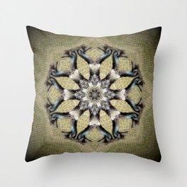 Emu Star Throw Pillow
