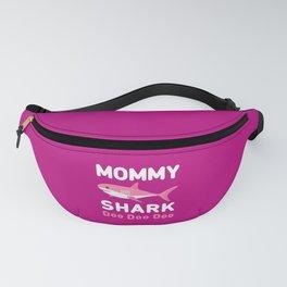 Mommy Shark Fanny Pack