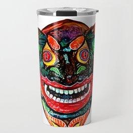 Diablo Danzante de Yare Travel Mug