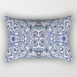 Periwinkle Oyster Farm Rectangular Pillow