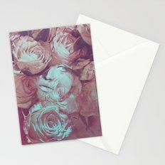 Rose's Eye Stationery Cards