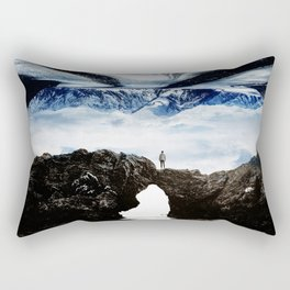 The End of Eternity Rectangular Pillow