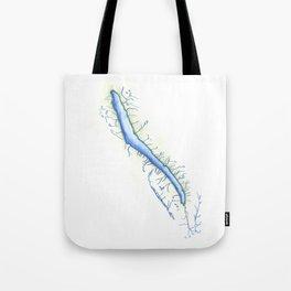 Skaneateles Lake Tote Bag