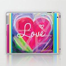 L.O.V.E Laptop & iPad Skin