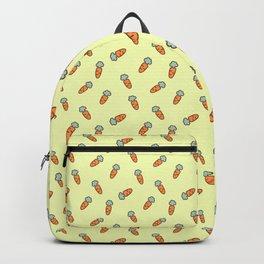 Carrot whimsical pattern Backpack