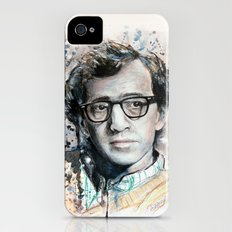 Woody Allen iPhone (4, 4s) Slim Case