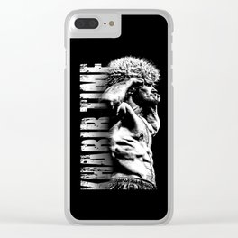 Khabib  The Eagle Clear iPhone Case