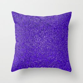 Wet&Shiny Pantone 2018... Throw Pillow