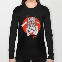 Lady of the Wild Long Sleeve T-shirt