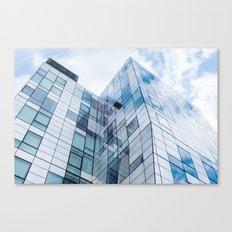 New York Building Canvas Print