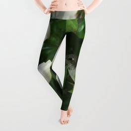 Lady Lurking in the Shade Leggings