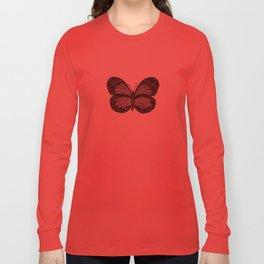 BUTTERFLY3 Long Sleeve T-shirt