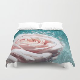 Fleeting Love Duvet Cover
