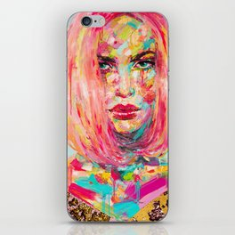 Christy iPhone Skin