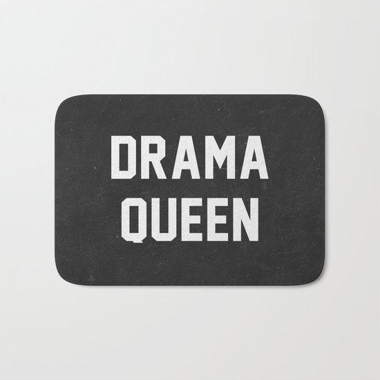 Drama Queen Bath Mat