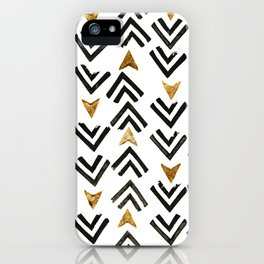 Gilded Tribal iPhone Case