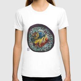 Cosmic Fish T-shirt