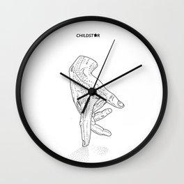 Childstar Wall Clock