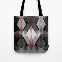 Rhombus Pattern Tote Bag