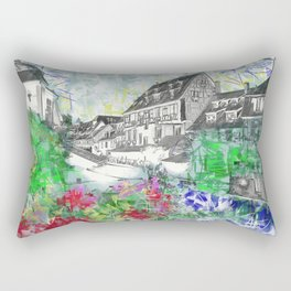 Strasbourg Rectangular Pillow