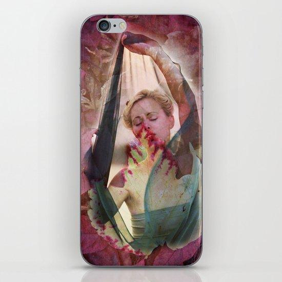 Autumn Spirit 2 iPhone & iPod Skin