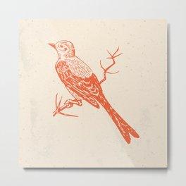 Little Birdy Metal Print
