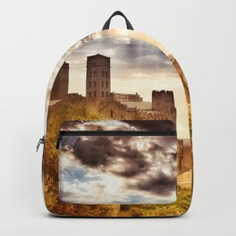 The Castle on the Hill Backpack