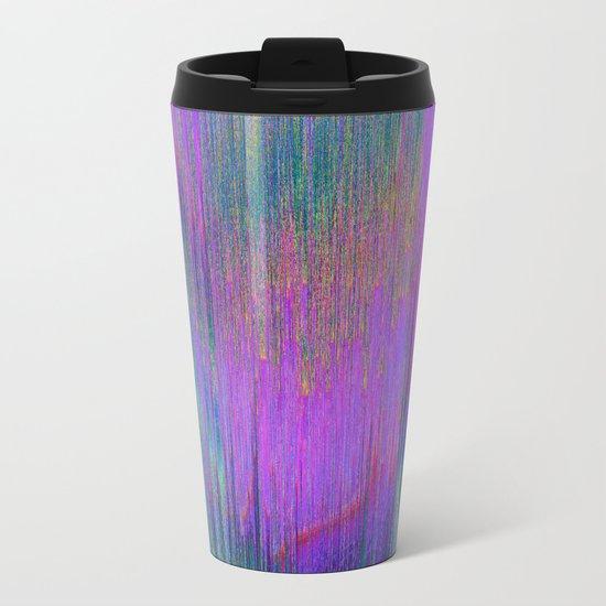 hlgrphcmlt Metal Travel Mug