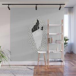 Yarrow - Floral Hand Illustration Wall Mural