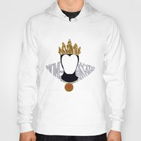 evil queen Hoodies featuring evil queen by pokegirl93