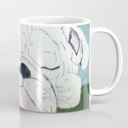 Bulldog Nap Coffee Mug
