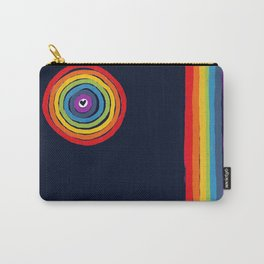 Bulls Eye  to love Carry-All Pouch