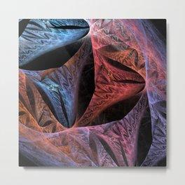 fractal design 121217_a Metal Print