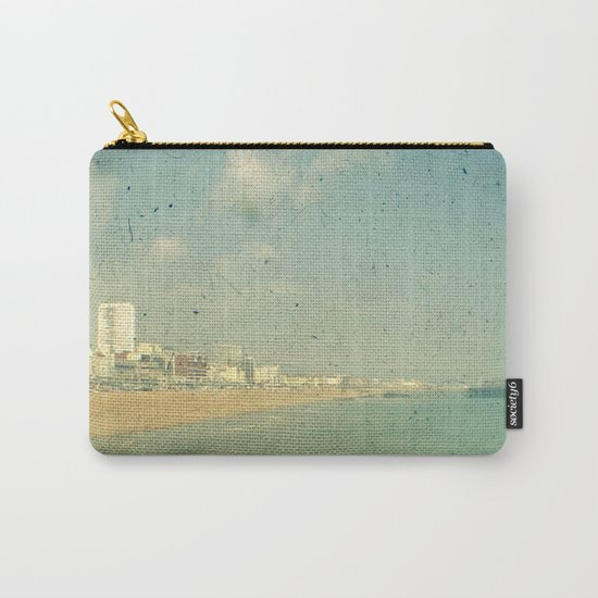 City by the Sea Carry-All Pouch