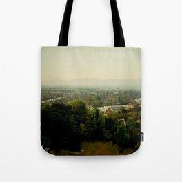 City Capture Tote Bag